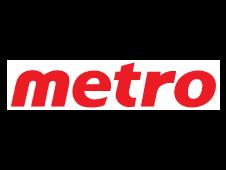 Cafe Amsterdam Retailer - Metro