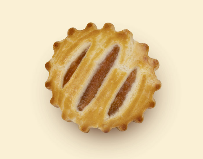 Cafe Amsterdam Apple Mini Delights, a traditional Dutch & European Treat